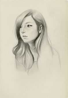 A few pages from my sketchbook on Behance #drawing #joanne nam
