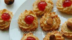 Biscuits moelleux à la pâte d'amande