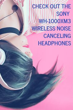 Sony WH-1000XM3 from