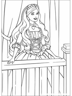 26 Barbie As The Princess And Pauper Printable Coloring Pages For Kids Find On Book Thousands Of