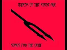"""Queens of the Stone Age - Songs for the Deaf (Full Album)  """"Beautiful senses are gone..."""""""