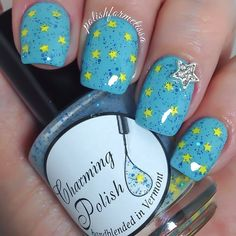 Charming Polish Light Up The Night