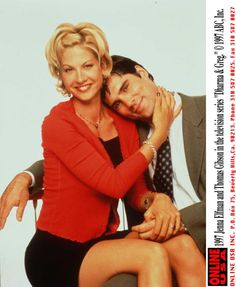 fabulous hair styles still of elfman and susan sullivan in dharma amp greg 5124
