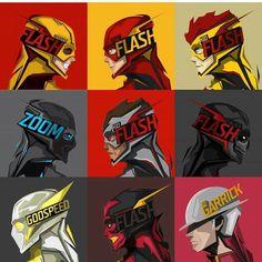 DC Speedsters
