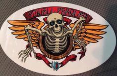 Powell Peralta 40 Years Deep sticker