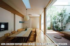 内覧可囲炉裏の住宅(昼) | 大阪の不動産、注文住宅なら富国ハウジング&KADeL