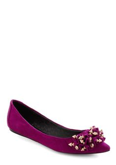 Betsey Johnson Every Way You Look Flat - ModCloth - I love Betsey Johnson!  Love what she designs.