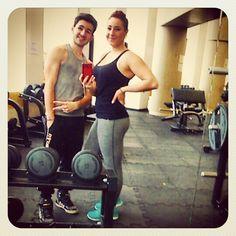 Workout with Seb-fit !  Huuuuge Leg Day !!! Squats 60kg - Leg Press 100kg - Rear Kick 80kg - Adductor 40kg - Abductor 55kg - Abs !!! #Squats #SquatsThatAss #BootyBuilders #Butt #ButtTraining #LegDay #LegPress #RearKick #Abductor #Adductor #Abs #BeStrong #StayFit #Workout #Fitness #BeHappyBeHealthy #Sport #Myprotein #MyPRE #ProteinShake  #AthenaRcBlog #AthenaRC