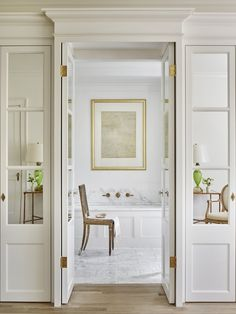 Before you start decorating an all-white bathroom, there are a few things you need to know. A design expert shares her essential white bathroom ideas. Bad Inspiration, Bathroom Inspiration, Bathroom Ideas, Bathroom Designs, Bathroom Remodeling, Bathroom Inspo, Bathroom Cleaning, All White Bathroom, Master Bathroom