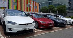 Tesla is laying the groundwork to build cars in Shanghai...