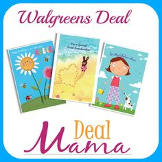 Stamp those cards and get the mailed.  https://dealmama.com/2018/01/walgreens-hallmark-greeting-cards-0-33/