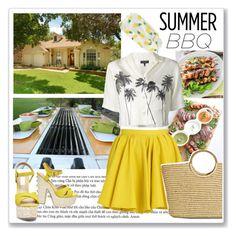 """Summer BBQ"" by ruza-b-s ❤ liked on Polyvore featuring LULU, rag & bone, Steve Madden, Merci Me London and Merona"