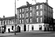 Cumberland St, south side at Eglinton Street, September 1973 .... Amazing catalogue of 'Old Glasgow' ... Just follow the link