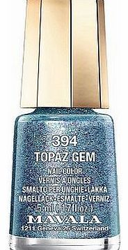 Mavala nail polish topaz gem 5ml 10173695 16 Advantage card points. Mavala nail polish topaz gem 5ml Long-lasting quality polish produces a professional finish thats even, smooth and glossy, perfect little pots of colour that wont dry out bef http://www.comparestoreprices.co.uk/nail-products/mavala-nail-polish-topaz-gem-5ml-10173695.asp