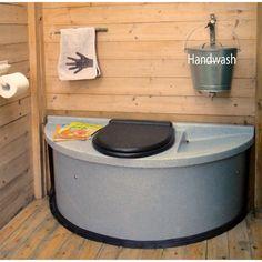 Toilette sèche à compost VU EKOLET