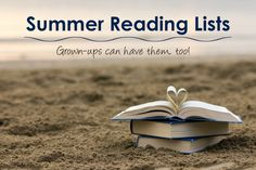 Do you have a Summer Reading List for YOU? Here is Why You Need a Summer Reading List.