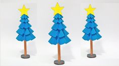 How To Make a Christmas Tree out of Paper for Christmas Decorations - In this video you can see DIY Paper Christmas Tree -Easy Paper Christmas Decorations Ch. Diy Paper Christmas Tree, Paper Christmas Decorations, Paper Craft Making, Paper Crafts, Tissue Paper Crafts, Paper Craft Work, Papercraft, Paper Art And Craft, Paper Crafting
