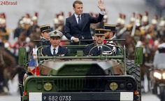 Gamers ajudam polícia francesa a prender homem que planejava matar o presidente