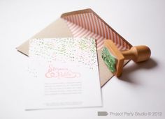 by Project Party Studio