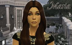 Maria by Oloriell for The SIms 4