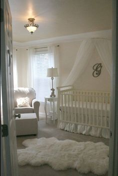 Baby Boy or Girl Room Design - Neutral