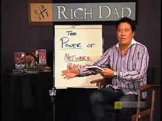 Robert Kiyosaki on The Power of Younique Network Marketing