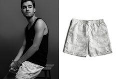 Men's beachwear and swimwear by Bather - Resort 2015