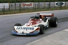 Hans Joachim Stuck, Formula 1 Car, F1, Race Cars, March, Racing, Grand Prix, South Africa, African
