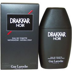 Drakkar Noir By Guy Laroche For Men. Eau De Toilette Spray 6.7 Ounces $47.68