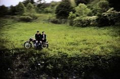 by Paul Fusco on artnet. Browse more artworks Paul Fusco from Magnum Photos. Lise Sarfati, Motorcycle Couple, Motorcycle Rides, San Francisco Museums, Robert Kennedy, Youre My Person, Sirius Black, Train, Magnum Photos