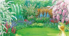 In neu angelegten Gärten ist es mit der Privatsphäre oft nicht weit her, weil ein geeigneter Sichtschutz fehlt. Mit diesen attraktiven Gestaltungsideen wird ein übersichtliches Neubaugrundstück vor neugierigen Blicken abgeschirmt.