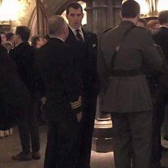 @henrycavill hoje em Londres, no evento The Sun Military Awards 2016. Henry como embaixador do Royal Marines! Via  @thesun