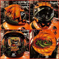 Icon Airmada Motorcycle Helmet 45