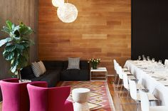 Venue: Encore in St Kilda St Kilda, Beautiful Ocean, Space, Chair, Interior, Table, Wedding, Furniture, Home Decor