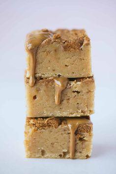 Chewy Brownies, Blondie Brownies, No Bake Brownies, Best Brownies, Best Blondies Recipe, Best Brownie Recipe, Brownie Recipes, Uk Recipes, Baking Recipes