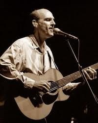 "James Taylor!  Ryder says, ""James Taylor is the sound track of my life.""  That is a wonderful sounding life!"