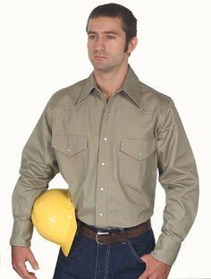 8f01ef31068a2 Walls Men s Heavy Weight Welding Shirt