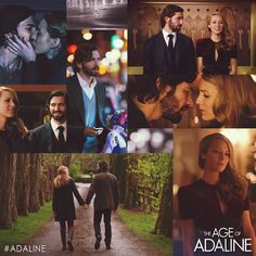 #Adaline and Ellis - a fairytale love story 100 years in the making.