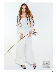 安室奈美恵が着る夏の白。 SUMMER WHITE featuring NAMIE AMURO ViVi July 2015, photographer: TISCH  http://lovenhanced.tumblr.com