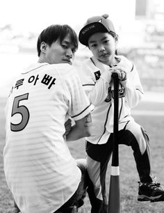 Epik Highs Tablo and young daughter Haru