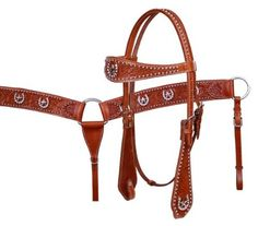 Leather floral tooled wide browband headstall and breastc... https://www.amazon.com/dp/B00BR2WPO4/ref=cm_sw_r_pi_dp_x_36ElybC1G5TPZ