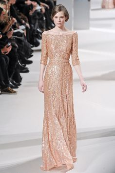 Elie Saab Couture Spring 2011 - Blush - Federica ~  Clásico ~ Classique ~ Enchanting ~