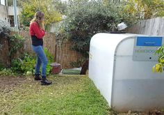 The Hazan family are proud to be the first HomeBiogas users in Tel Aviv. The kitchen was renovated specially to incorporate the HomeBiogas system. Waste To Energy, Revolution, Home Appliances, Urban, House Appliances, Kitchen Appliances