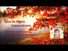 Koos du Plessis - Najaarsdroom - YouTube Teen, Make It Yourself, Music, Youtube, Musica, Musik, Muziek, Music Activities, Youtubers