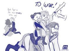 Gays in Space - Star Wars Funny - Funny Star Wars Meme - - There was that post on the Anidala tag on how Obi-Wan becomes the Skywalkers pet and now I cannot unsee it /is kicked out of the fandom for good Star Wars Fan Art, Star Wars Klone, Star Wars Comics, Star Wars Gifts, Star Wars Baby, Star Wars Quotes, Star Wars Humor, Star Wars Rebels, Obi Wan