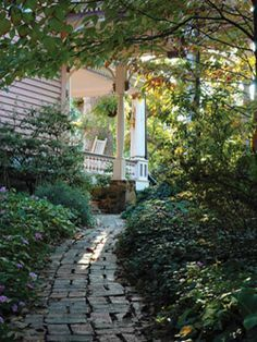 Planting A Victorian Style Landscape - Designing Home Lifestyles Magazine
