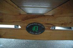 Shepherds Hut Solid Oak Rolling Chassis   eBay