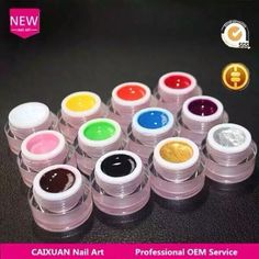 ##caixuanpaintinggel#painting gel for nail art##nailgel##uvgel#nail gel polish