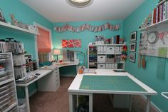 Craft Room Reveal: http://www.jessicafrost.com/blog/2014/07/769/