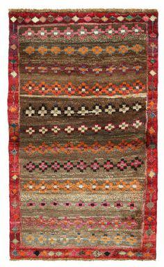 Ghashghai tapijt EXZD769